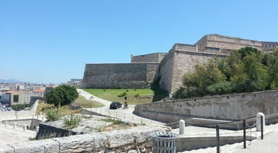 Photo of Historic Site Fort Saint-Nicolas at 1 Boulevard Charles Livon, Marseille 13007, France