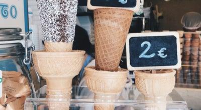 Photo of Ice Cream Shop Nannarella at R. Nova Da Piedade, 68, Lisboa 1200-299, Portugal