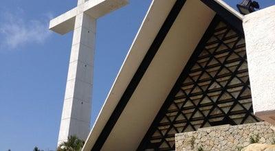 Photo of Church Capilla Ecuménica de la Paz at 2a. Cda. Vientos Cardinales S/n, Acapulco 39867, Mexico