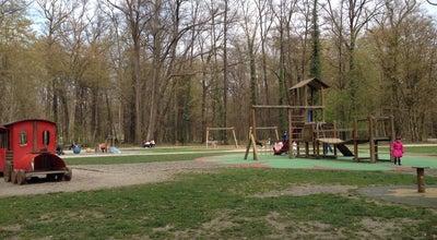 Photo of Playground Djecje igraliste Maksimir at Maksimirski Perivoj, City of Zagreb, Croatia
