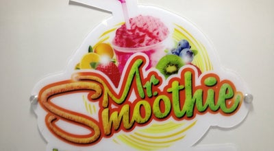 Photo of Ice Cream Shop Mr Smoothie at Colombia