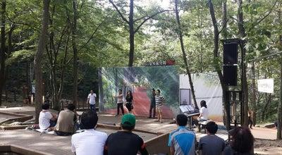 Photo of Trail 계족산 산림욕장 at South Korea