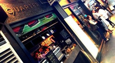 Photo of Restaurant The Quarter at 31 Degraves St., Melbourne, VI 3000, Australia