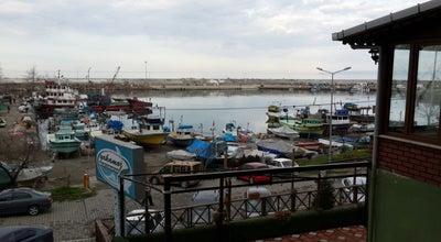 Photo of Fish and Chips Shop Yakamoz Balık Restaurant at Akçakoca Liman Içi, Düzce, Turkey