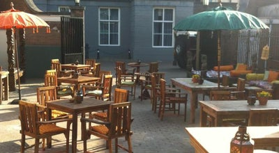 Photo of Cafe 't Postkantoor at Hippolytusbuurt 14, Delft 2611 HN, Netherlands