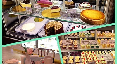 Photo of Cupcake Shop Upside Down Cake & Co at Тц «метрополис», Москва, Russia