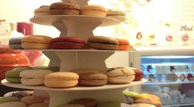 Photo of Dessert Shop Chantal Guillon Macarons & Tea at 437 Hayes St, San Francisco, CA 94102, United States