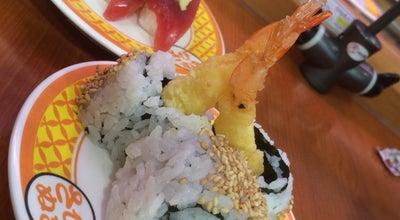 Photo of Sushi Restaurant 魚べい 大田原美原店 at 美原1-5-44, 大田原市 324-0047, Japan