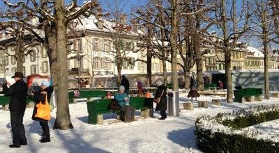 Photo of Park Münsterplattform at Berner Münster, Bern 3011, Switzerland