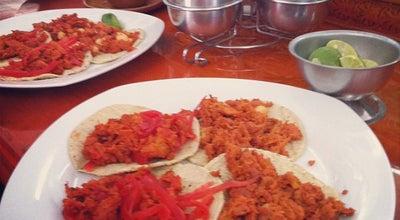Photo of Vegetarian / Vegan Restaurant Vegetaco at Felipe Carrillo Puerto, Coyoacán, Ciudad de México, Mexico