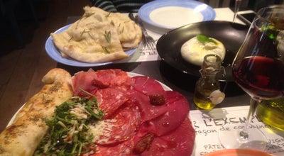 Photo of Italian Restaurant La Bottega at 7 Bis Rue Au Péterynck, Lille 59000, France