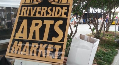 Photo of Arts and Crafts Store Riverside Arts Market at 715 Riverside Ave, Jacksonville, FL 32204, United States