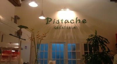 Photo of Ice Cream Shop Pistache Gelateria at Avenida Iperoig  01, Ubatuba, Brazil