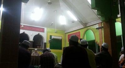 Photo of Mosque Masjid Syaidina Abu Bakar As-Siddiq at Jalan Lep 4, Seri Kembangan 43300, Malaysia