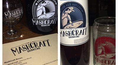 Photo of Brewery MashCraft Brewing at 1140 N State Road 135, Greenwood, IN 46142, United States