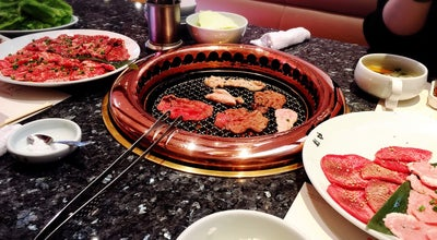 Photo of BBQ Joint 焼肉館 彩炉 東バイパス店 at 御領2-27-8, 熊本市 東区 861-8035, Japan
