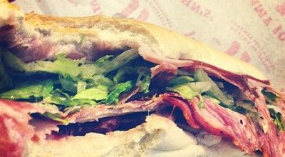 Photo of Sandwich Place Jimmy John's at 2 S Orange Ave, Orlando, FL 32801, United States