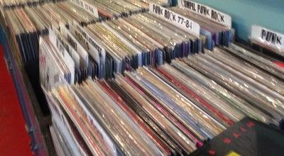Photo of Record Shop Born Bad at Rue Keller, Paris, France