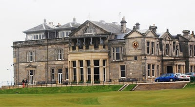 Photo of Golf Course The Royal and Ancient Golf Club of St Andrews at The Links, St Andrews KY16 9JD, United Kingdom