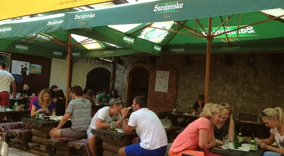 Photo of Italian Restaurant Barhana Restaurant & Grapperia at Đulagina Čikma 8, Sarajevo 71000, Bosnia and Herzegovina