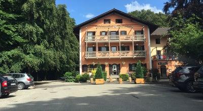 Photo of Restaurant Waldgasthof Buchenhain at Am Klettergarten 7, Munich 82065, Germany