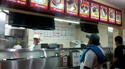 Photo of Mexican Restaurant King Taco Restaurant at 5729 Atlantic Blvd, Maywood, CA 90270, United States