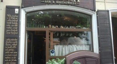 Photo of Restaurant Kuchnia. Bar & Restauracja at Ul. Grodzka 4, Poland