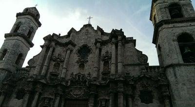Photo of Church Catedral de San Cristóbal de La Habana at Plaza De La Catedral, Ciudad de La Habana, Cuba