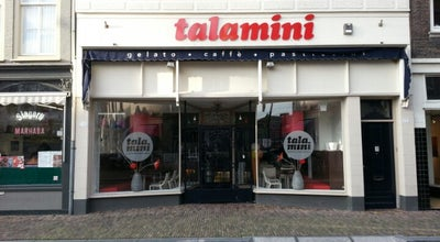 Photo of Ice Cream Shop Talamini at Spuiboulevard 3, Dordrecht 3311 GE, Netherlands