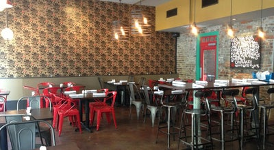 Photo of Asian Restaurant Lucky Rooster at 515 Baronne St, New Orleans, LA 70113, United States