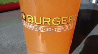 Photo of Burger Joint BURGERFI at 1939 South Val Vista Drive,, Mesa, AZ 85204, United States