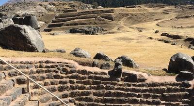 Photo of Nature Preserve saqsaywaman at Peru