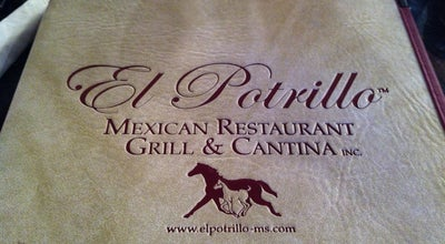 Photo of Mexican Restaurant El Potrillo Mexican Grill & Cantina at 6614 Youree Dr, Shreveport, LA 71105, United States