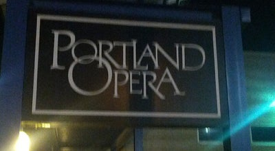 Photo of Opera House Portland Opera at 211 Se Caruthers St, Portland, OR 97214, United States