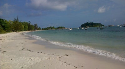 Photo of Beach Tanjung kelayang at Desa Keciput, Belitung, Indonesia