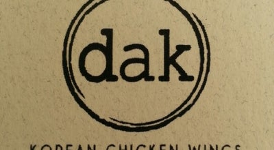 Photo of Korean Restaurant Dak at 1104 W Granville Ave, Chicago, IL 60660, United States