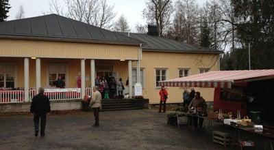 Photo of Historic Site Haiharan kartano at Haiharankatu 30, Tampere 33710, Finland