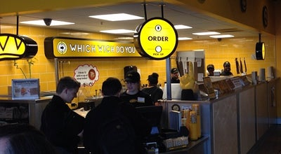 Photo of Sandwich Place Which Wich? Superior Sandwiches at 8353 Crystal View Rd, Eden Prairie, MN 55344, United States