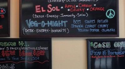 Photo of Juice Bar Juice Bar at 2413 E South St, Orlando, FL 32803, United States