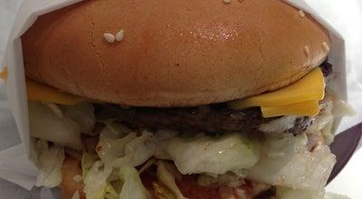 Photo of Burger Joint 1/4 lb Giant Burger at 24134 Mission Blvd, Hayward, CA 94544, United States