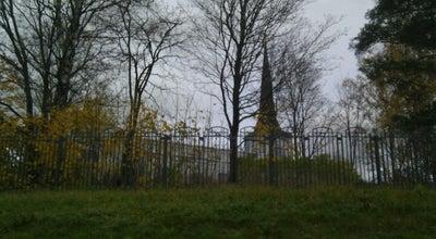 Photo of Temple Myöhempien Aikojen Pyhien Kirkko at Leppäsillantie 3, Espoo 02620, Finland