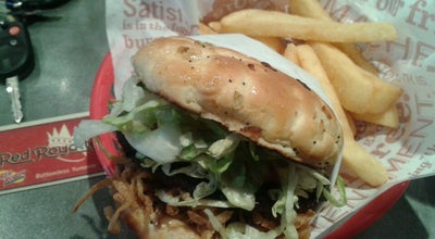 Photo of Burger Joint Red Robin Gourmet Burgers at 31805 John R Rd, Madison Heights, MI 48071, United States