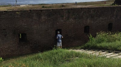 Photo of Historic Site Fort Clinch at Fernandina Beach, FL 32034, United States
