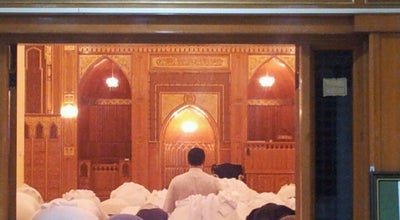 Photo of Mosque مسجد الإمام الصادق at الصوابر, Kuwait City, Kuwait