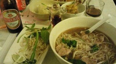 Photo of Vietnamese Restaurant Pho Bar at C/ Sepúlveda, 159, Barcelona 08011, Spain