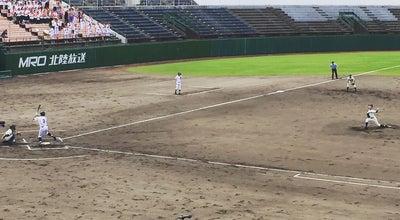 Photo of Baseball Field 石川県立野球場 at 北塚町東220, 金沢市 920-0367, Japan