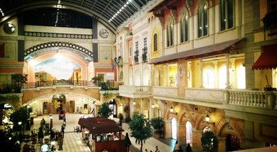 Photo of Mall Mercato Mall at Jumeirah Road, Dubai, United Arab Emirates