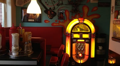 Photo of American Restaurant Roll & Rock Bar & Diner at Skostredet 16, Bergen 5017, Norway