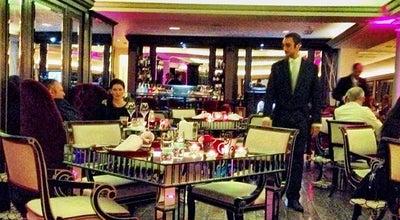 Photo of Italian Restaurant Imago Restaurant at Hasler Hotel, Rome, Italy