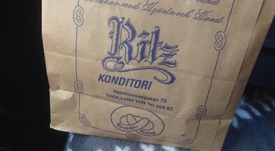 Photo of Bakery Ritz Konditori at Hjortmossegatan 73, Trollhättan 461 51, Sweden